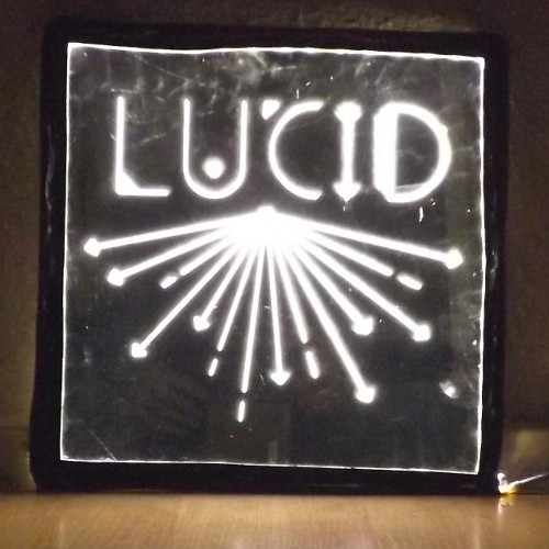Lucid lamp thumb